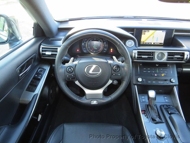2015 Lexus IS 250 4dr Sport Sedan Automatic RWD - 17180769 - 9