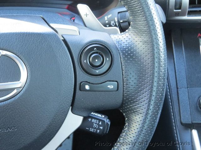 2015 Lexus IS 250 4dr Sport Sedan Automatic RWD - 17180769 - 10