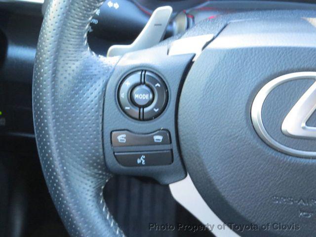 2015 Lexus IS 250 4dr Sport Sedan Automatic RWD - 17180769 - 11