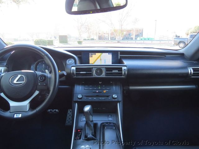 2015 Lexus IS 250 4dr Sport Sedan Automatic RWD - 17180769 - 13