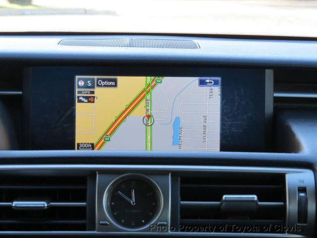2015 Lexus IS 250 4dr Sport Sedan Automatic RWD - 17180769 - 14