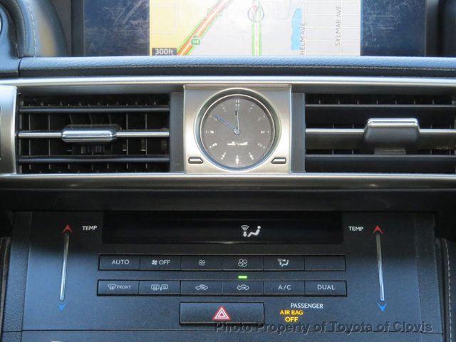 2015 Lexus IS 250 4dr Sport Sedan Automatic RWD - 17180769 - 15