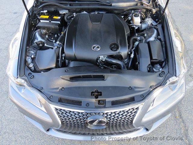 2015 Lexus IS 250 4dr Sport Sedan Automatic RWD - 17180769 - 35