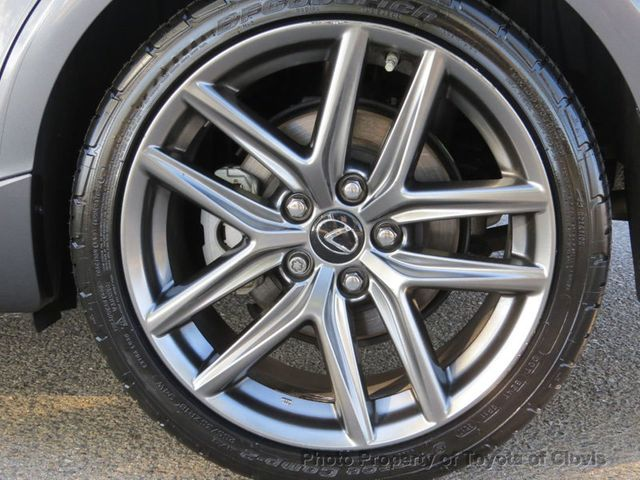2015 Lexus IS 250 4dr Sport Sedan Automatic RWD - 17180769 - 38