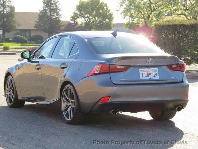 2015 Lexus IS 250 4dr Sport Sedan Automatic RWD - 17180769 - 4