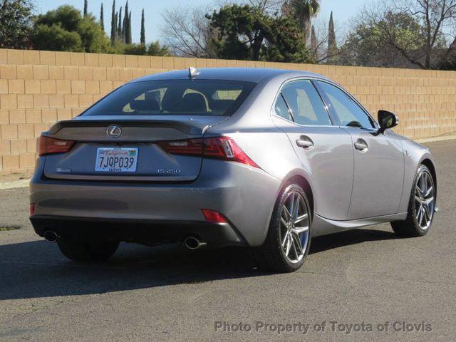2015 Lexus IS 250 4dr Sport Sedan Automatic RWD - 17180769 - 6