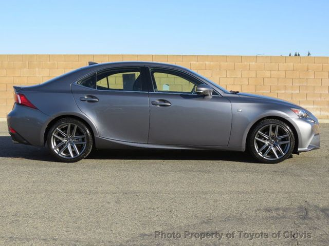 2015 Lexus IS 250 4dr Sport Sedan Automatic RWD - 17180769 - 7