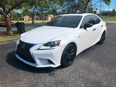 2015 Lexus IS 250 4dr Sport Sedan Crafted Line RWD