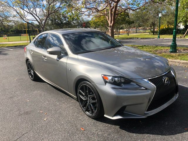 2015 Lexus IS 250 4dr Sport Sedan Crafted Line RWD - Click to see full-size photo viewer