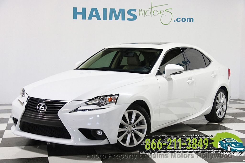 2015 Lexus IS 250 Base Trim - 15190247 - 0