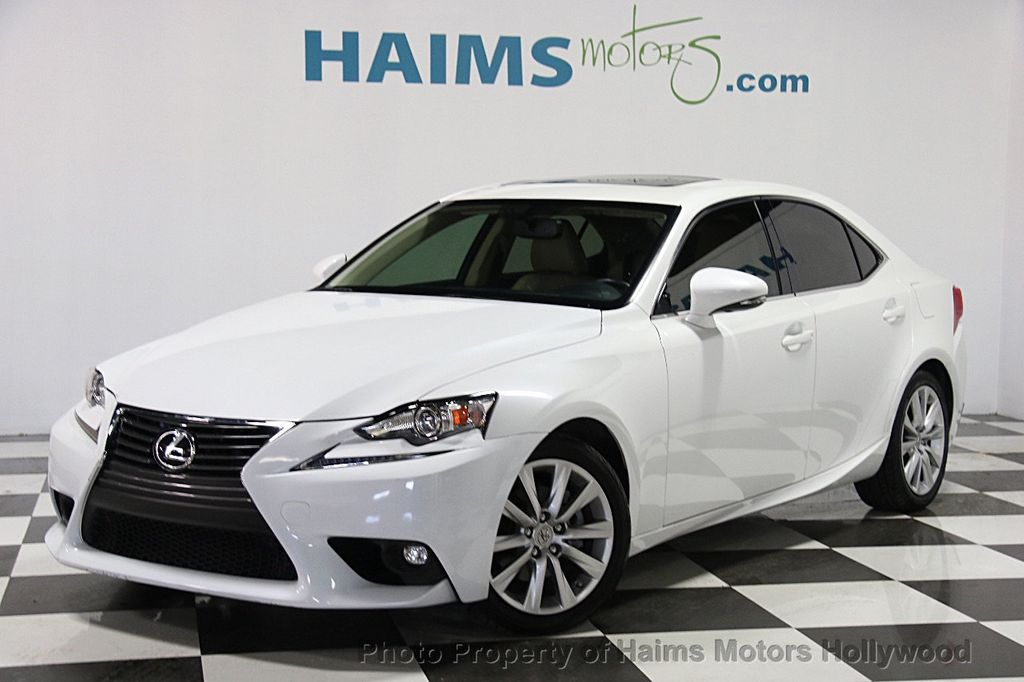 2015 Lexus IS 250 Base Trim - 15190247 - 1