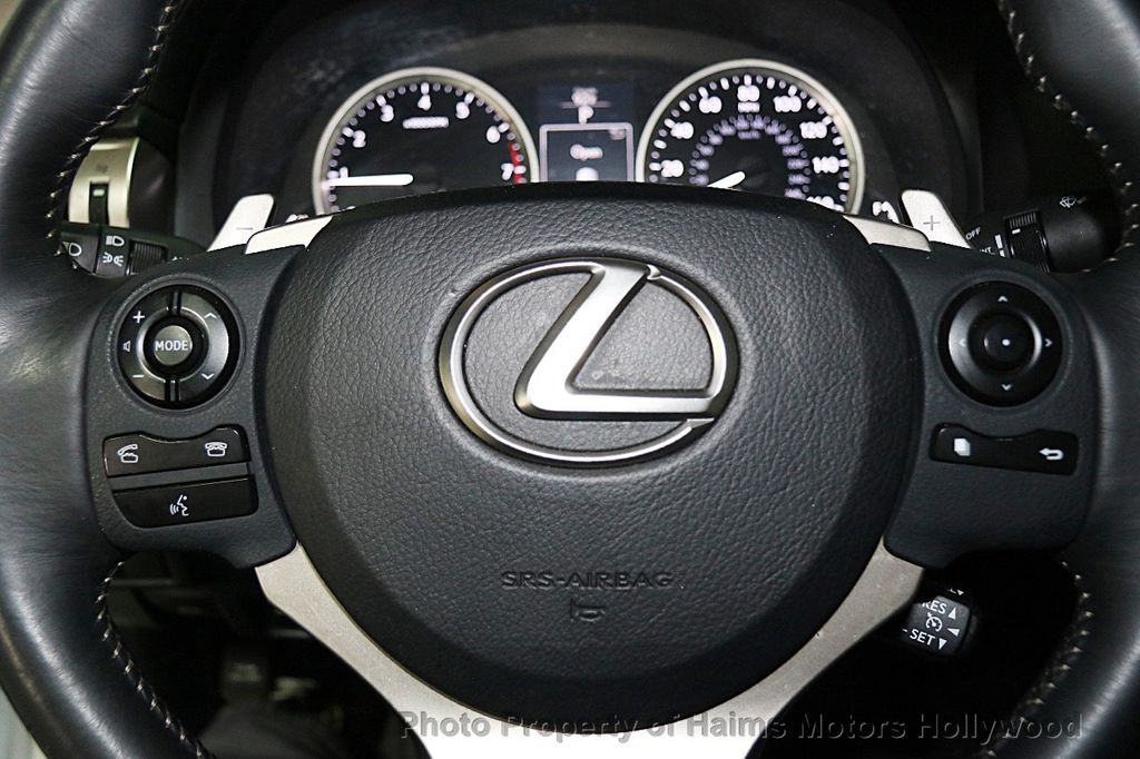 2015 Lexus IS 250 Base Trim - 15190247 - 28