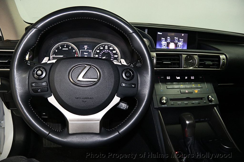 2015 Lexus IS 250 Base Trim - 15190247 - 30