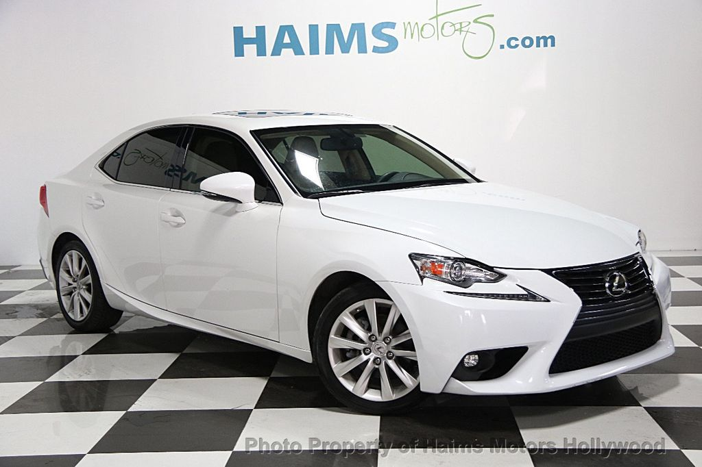 2015 Lexus IS 250 Base Trim - 15190247 - 3