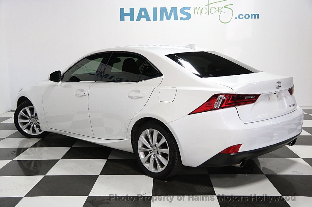 2015 Lexus IS 250 Base Trim - 15190247 - 4