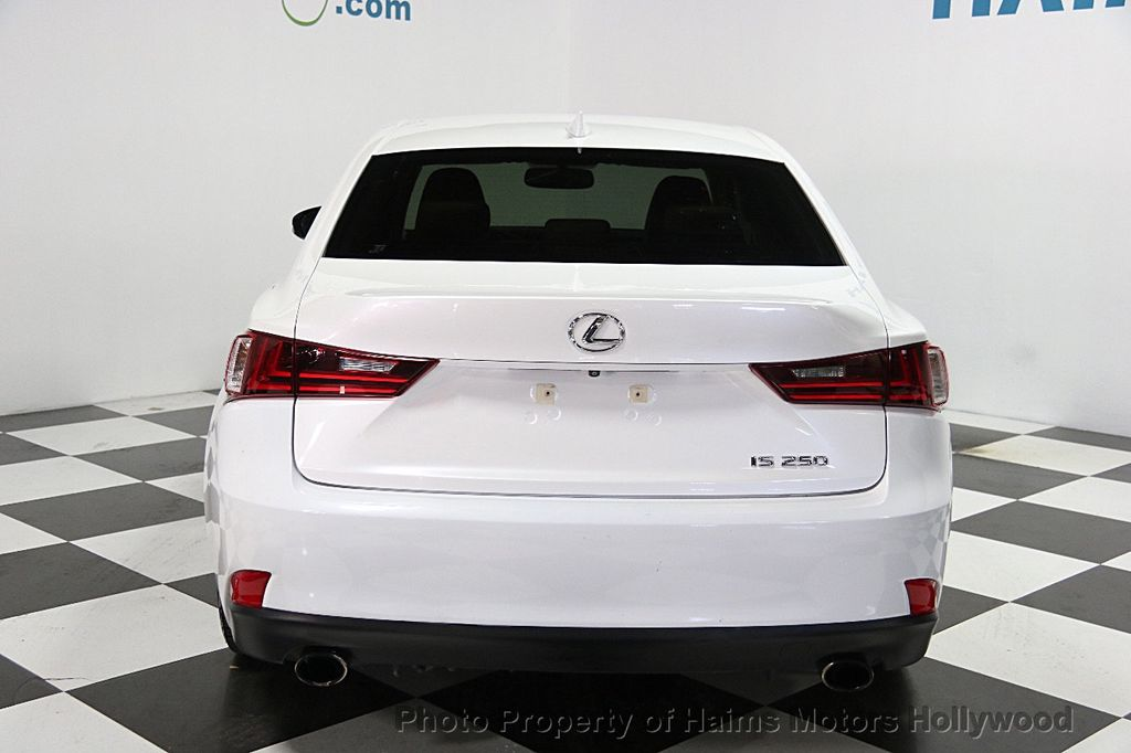 2015 Lexus IS 250 Base Trim - 15190247 - 5