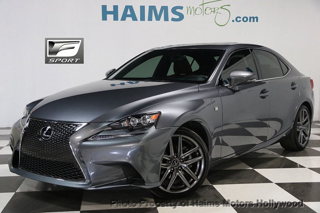 2015 Lexus IS 250 Base Trim - 16192218 - 0
