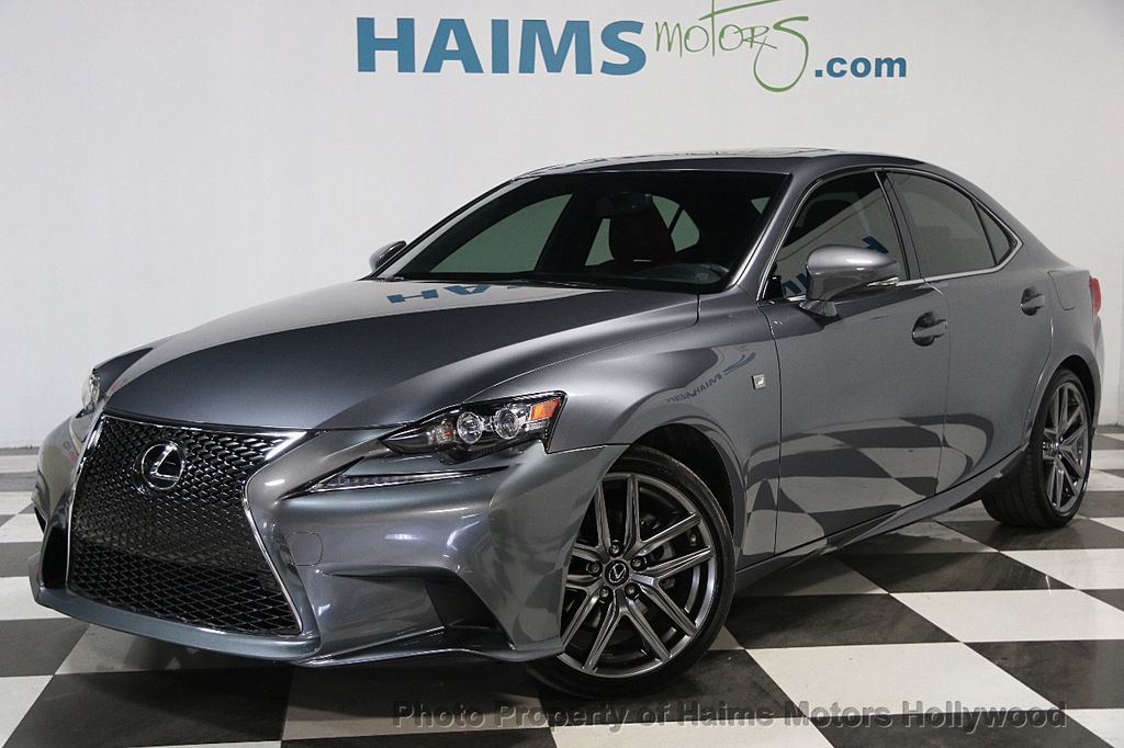 2015 Lexus IS 250 Base Trim - 16192218 - 1