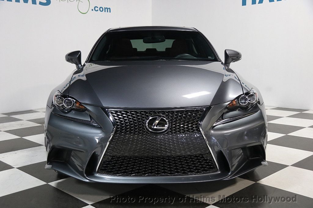2015 Lexus IS 250 Base Trim - 16192218 - 2