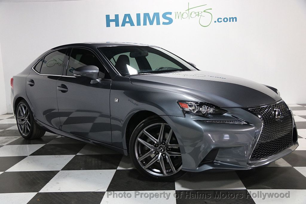 2015 Lexus IS 250 Base Trim - 16192218 - 3