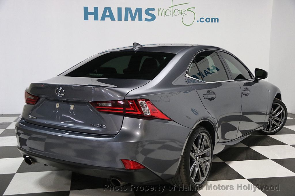 2015 Lexus IS 250 Base Trim - 16192218 - 6