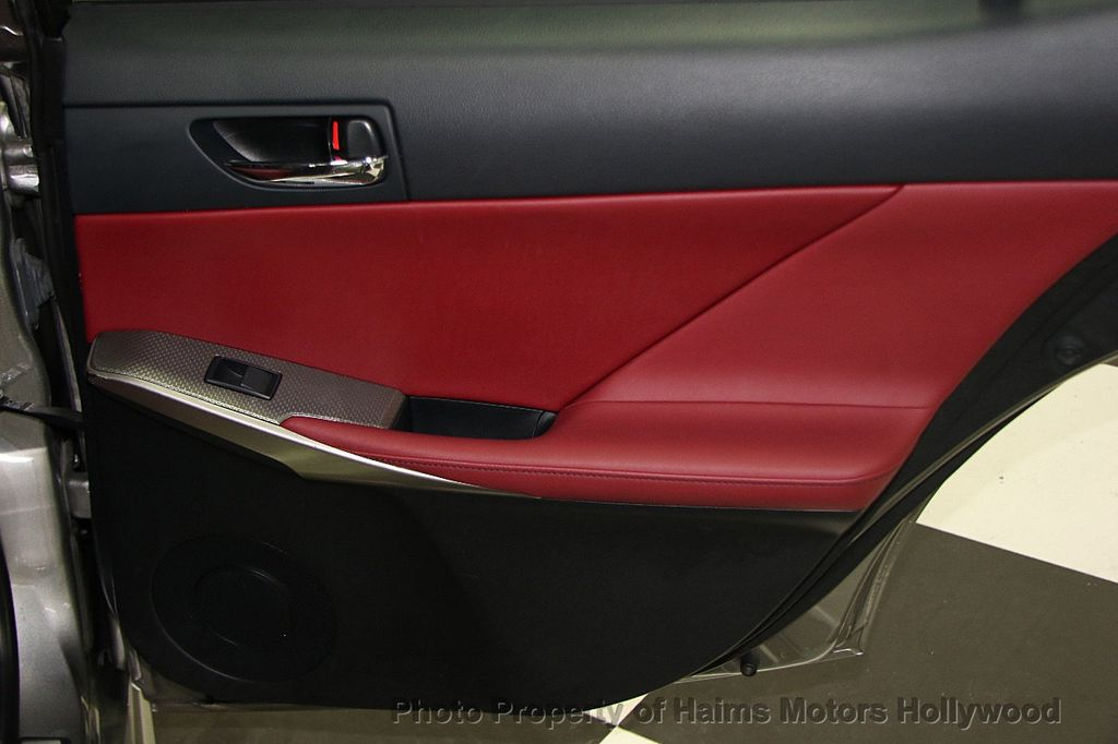 2015 Lexus IS 250 Base Trim - 16378353 - 12