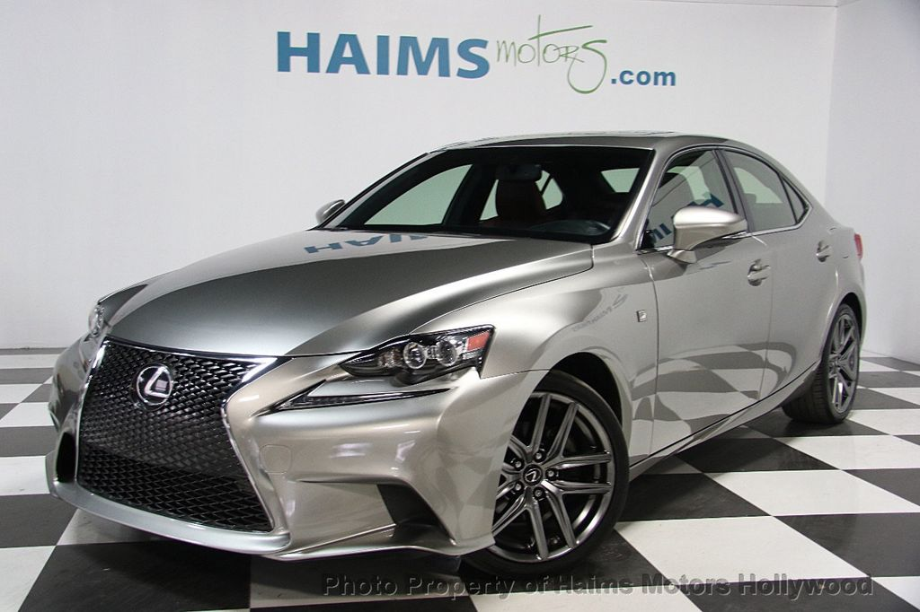 2015 Lexus IS 250 Base Trim - 16378353 - 1