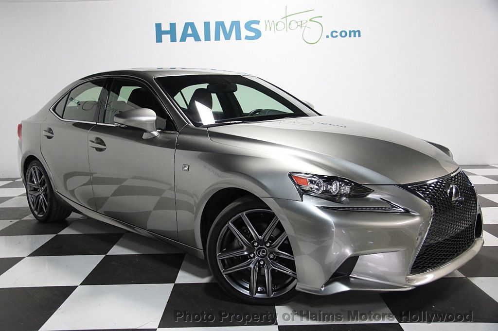 2015 used lexus is 250 at haims motors hollywood serving fort lauderdale hollywood pompano. Black Bedroom Furniture Sets. Home Design Ideas