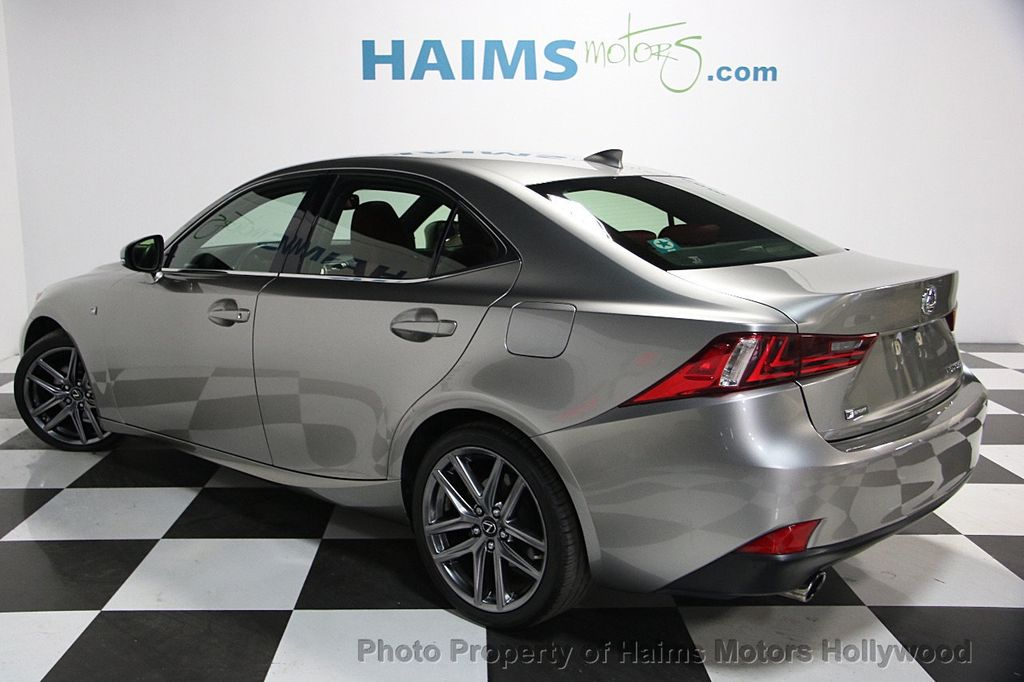 2015 Lexus IS 250 Base Trim - 16378353 - 4