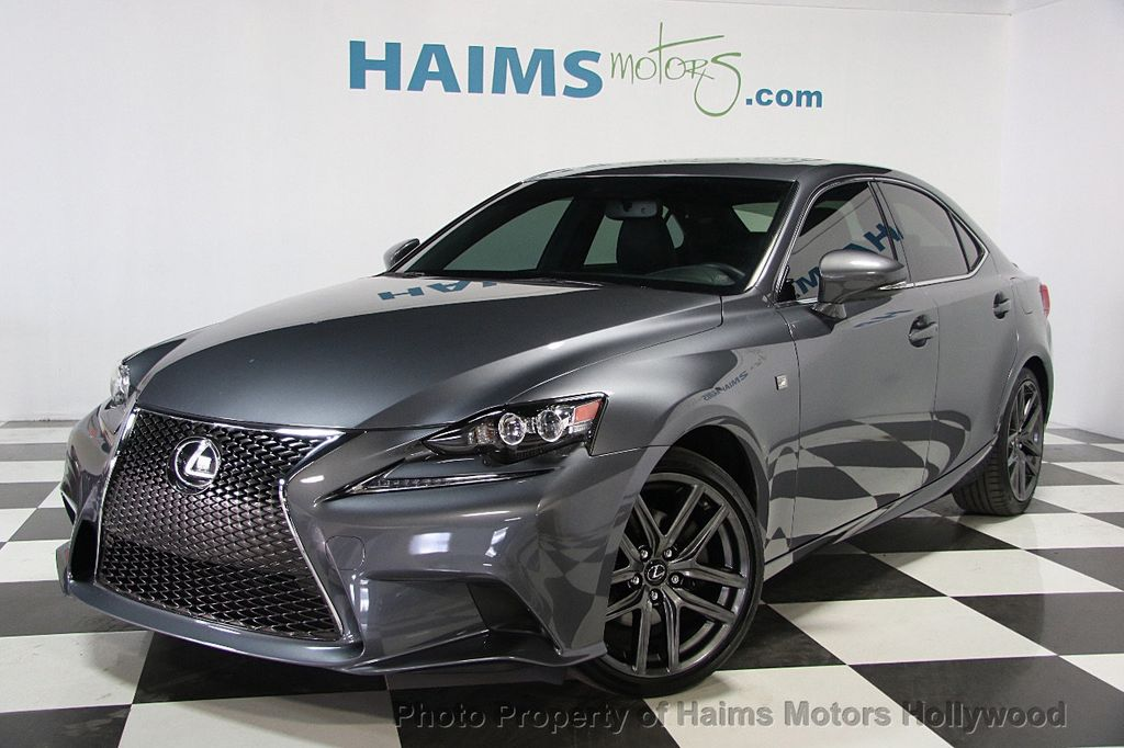 2015 Lexus IS 250 Base Trim - 16417913 - 1