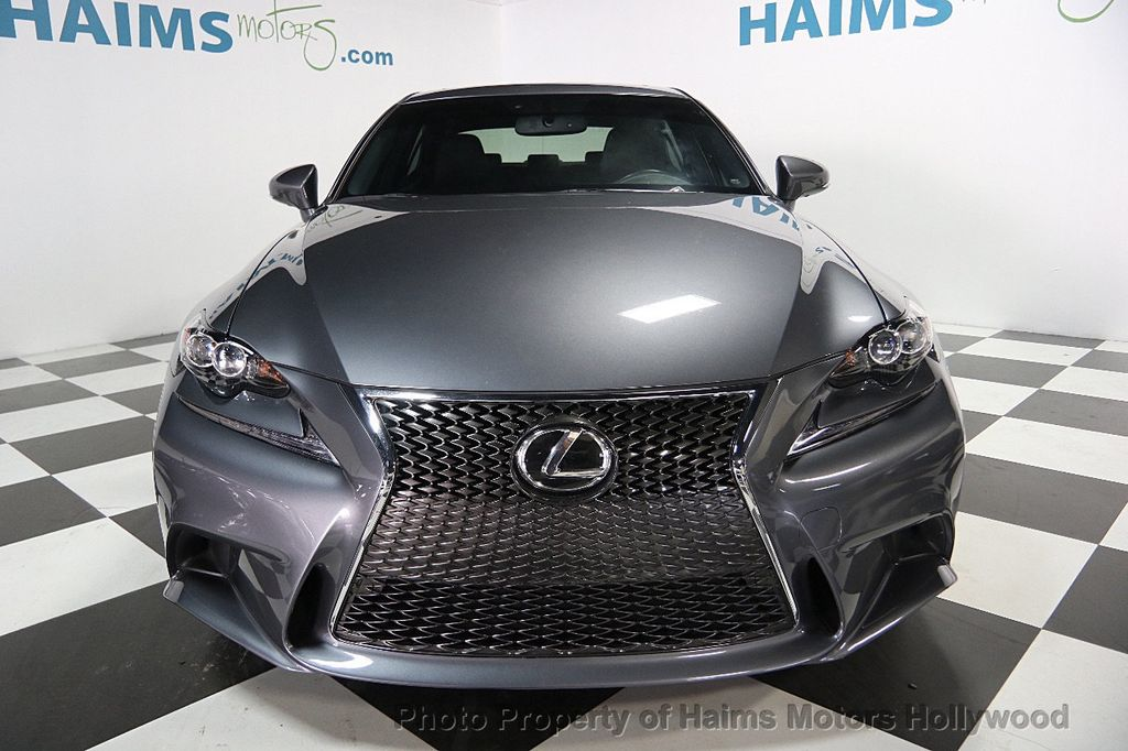 2015 Lexus IS 250 Base Trim - 16417913 - 2