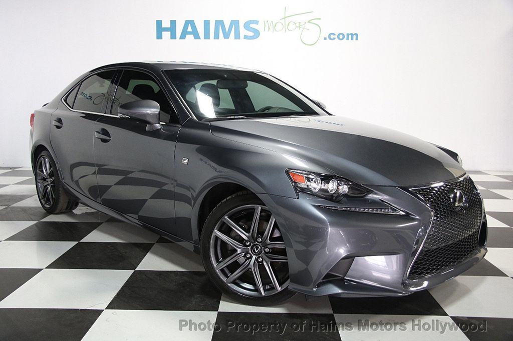 2015 Lexus IS 250 Base Trim - 16417913 - 3