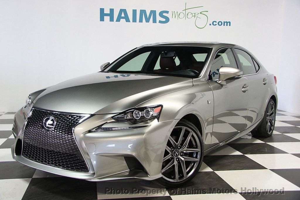 2015 Lexus IS 250 Base Trim - 16543088 - 1