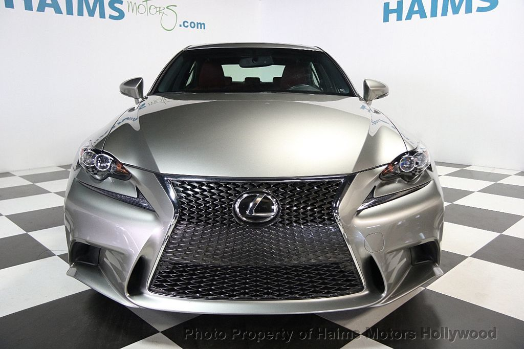 2015 Lexus IS 250 Base Trim - 16543088 - 2