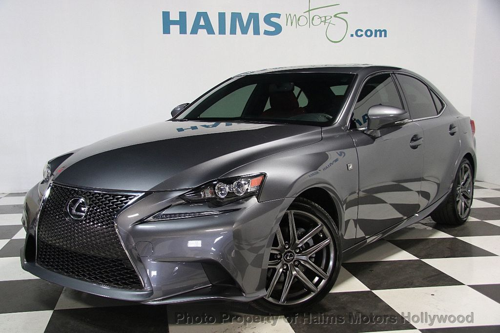 2015 Used Lexus Is 250 At Haims Motors Serving Fort