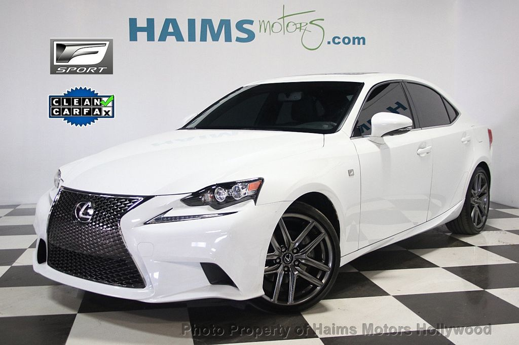 2015 Lexus IS 250 Base Trim - 16867868 - 0
