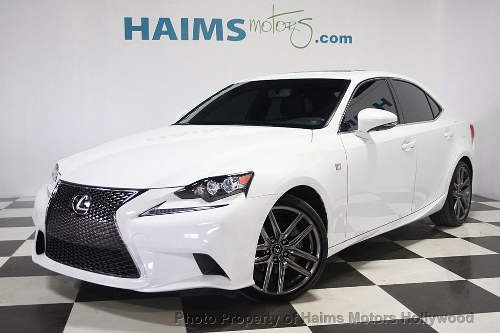 2015 Lexus IS 250 Base Trim - 16867868 - 1