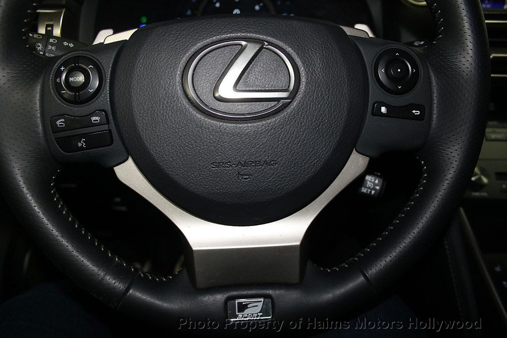 2015 Lexus IS 250 Base Trim - 16867868 - 28