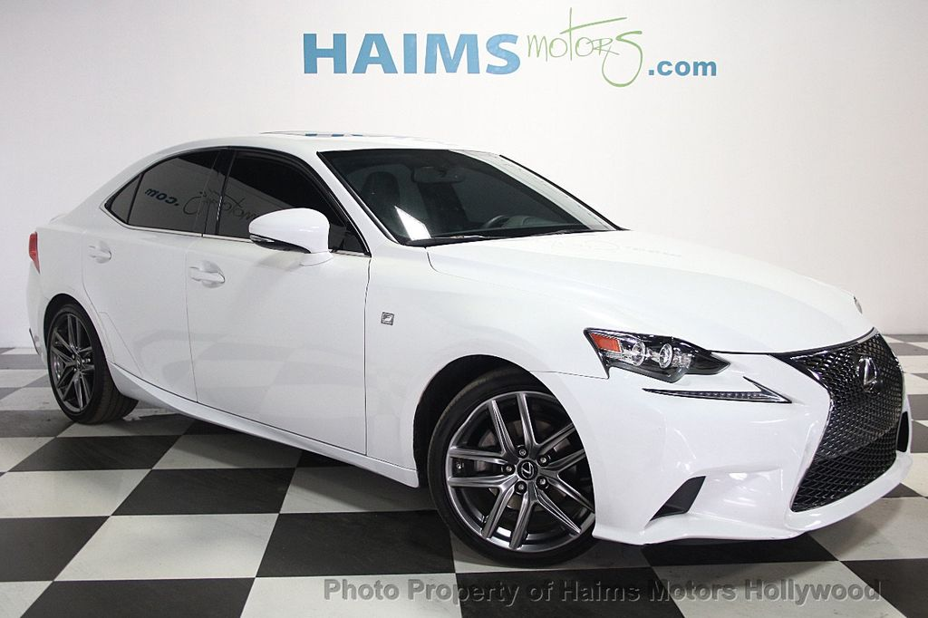 2015 Lexus IS 250 Base Trim - 16867868 - 3