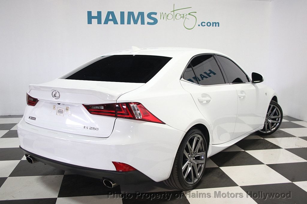 2015 Lexus IS 250 Base Trim - 16867868 - 6