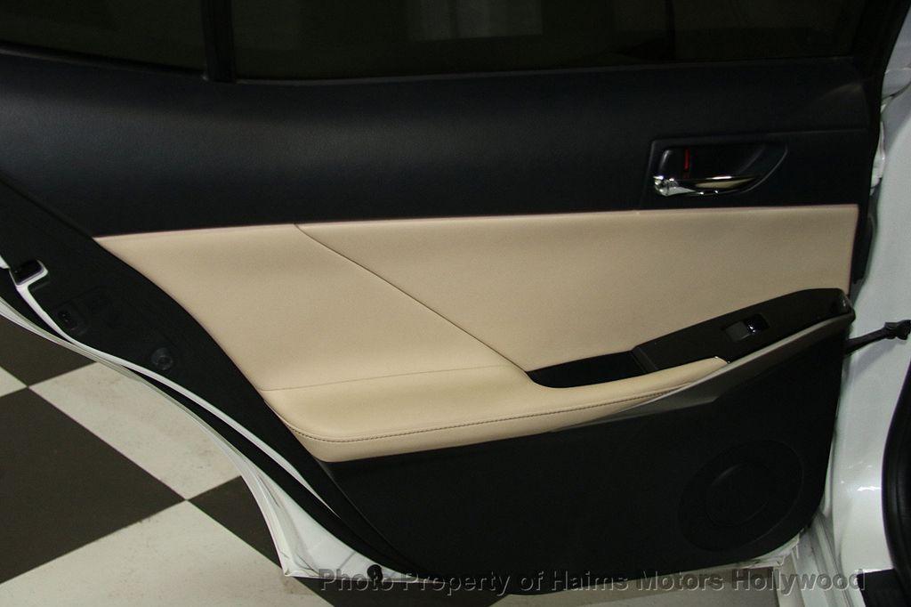 2015 Lexus IS 250 Base Trim - 17165118 - 10