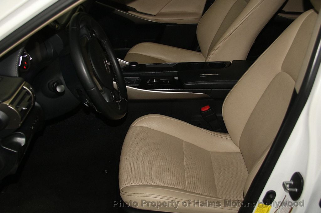 2015 Lexus IS 250 Base Trim - 17165118 - 16