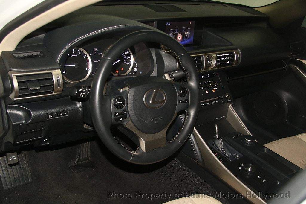 2015 Lexus IS 250 Base Trim - 17165118 - 17