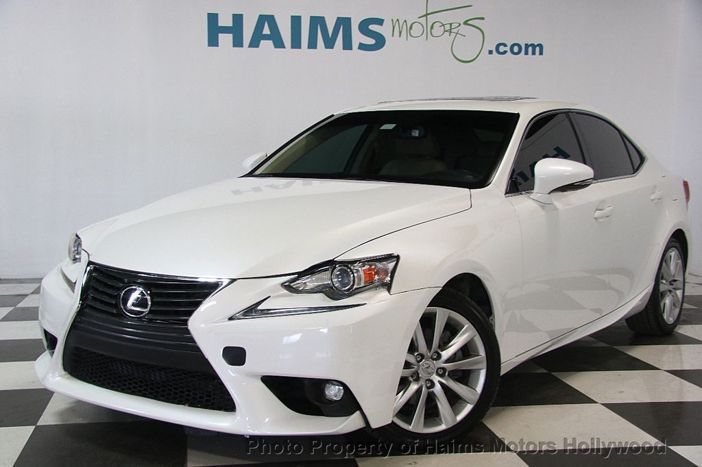 2015 Lexus IS 250 Base Trim - 17165118 - 1