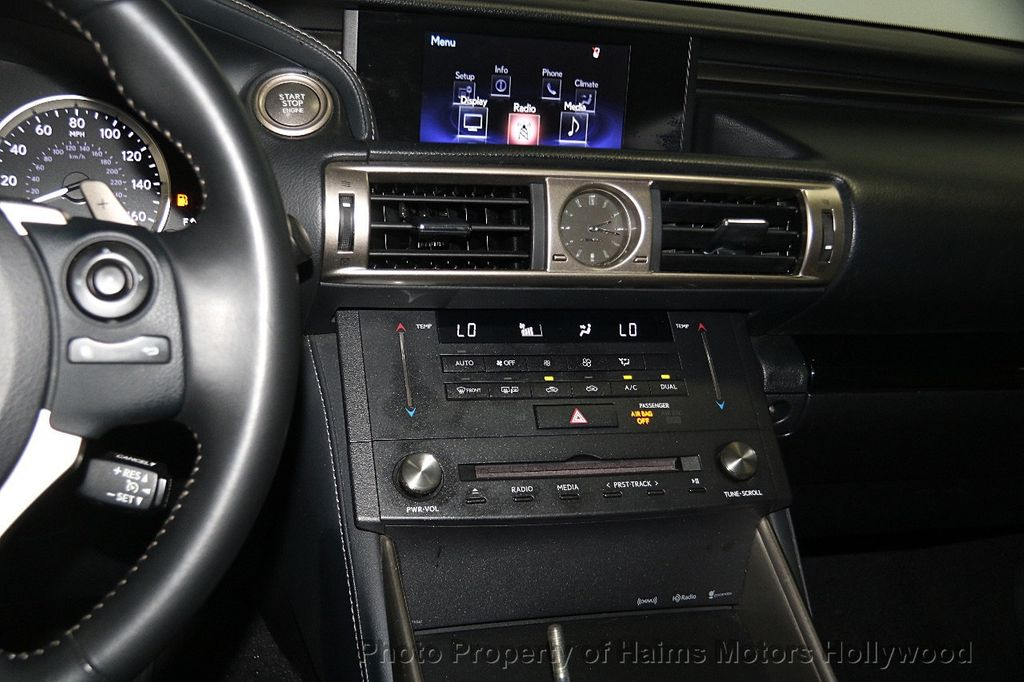 2015 Lexus IS 250 Base Trim - 17165118 - 19