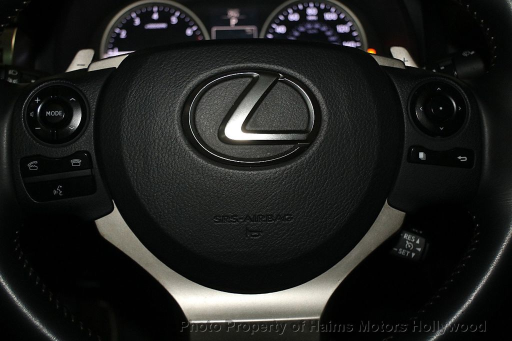 2015 Lexus IS 250 Base Trim - 17165118 - 27