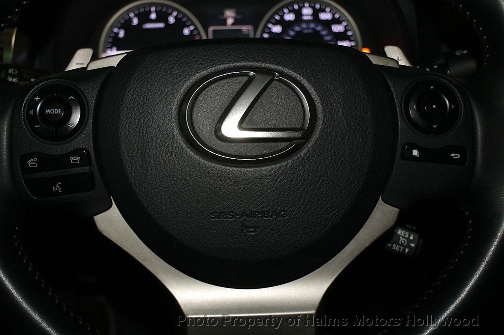 2015 Lexus IS 250 Base Trim - 17165118 - 27