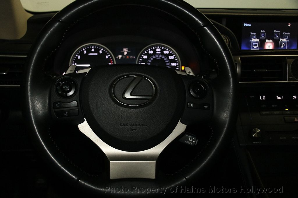 2015 Lexus IS 250 Base Trim - 17165118 - 28