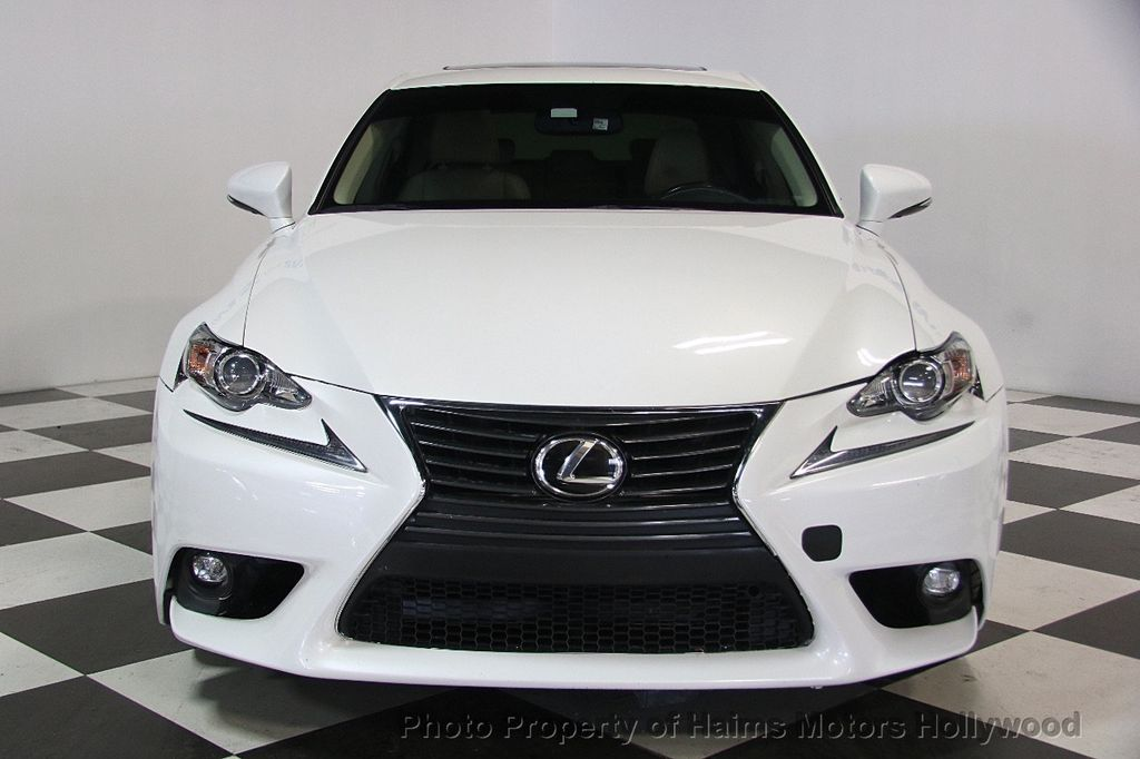2015 Lexus IS 250 Base Trim - 17165118 - 2