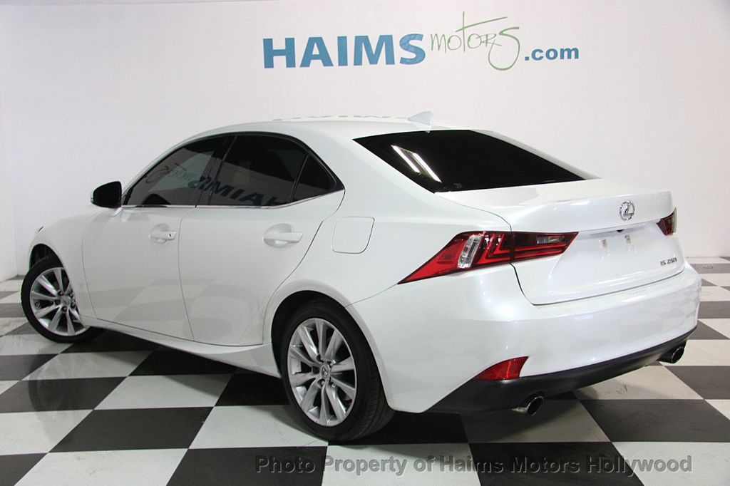 2015 Lexus IS 250 Base Trim - 17165118 - 4